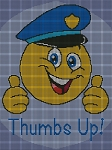 Thumbs Up! Crochet Pattern