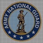 Army National Guard Crochet Pattern