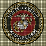Marines Crochet Pattern