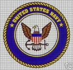 Navy Crochet Pattern