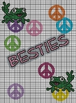 Besties Crochet Pattern