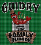 Guidry Family Reunion Crochet Pattern
