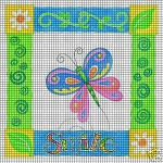 Smile Crochet Pattern
