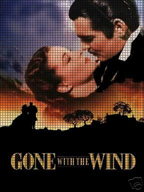 Gone With The Wind Crochet Pattern