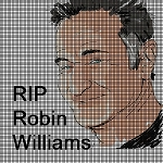 R. I. P. - Robin Williams Crochet Pattern