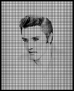Elvis Portrait Crochet Pattern