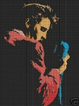 Elvis Side Crochet Pattern