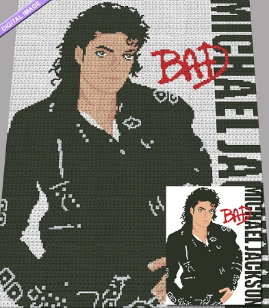 Jackson - Bad Crochet Pattern