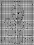 Luke Bryan Picture Crochet Pattern
