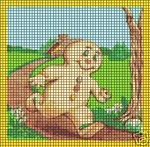 Gingerbread Man Crochet Pattern