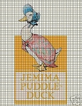 Jemima Puddle Duck Crochet Pattern