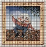 Old Fashioned Humpty Dumpty Crochet Pattern