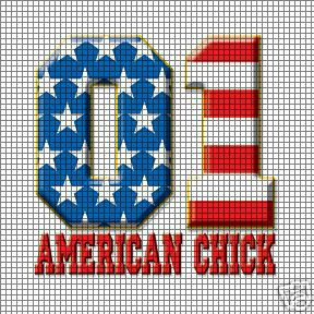 01 American Chick Crochet Pattern