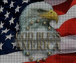 God Bless America Eagle Crochet Pattern