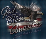 God Bless America Crochet Pattern