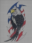 Perfect Eagle Crochet Pattern