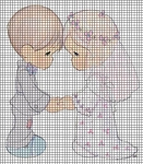 Precious Moments I Do Crochet Pattern