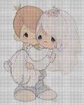 Precious Moments Wedding Crochet Pattern