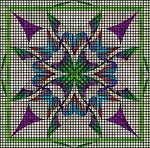Crazy Kaleidoscope Crochet Pattern