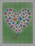 Heart Paws Crochet Pattern