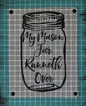 My Mason Jar Crochet Pattern
