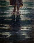 Walking On Water Crochet Pattern