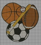 All Sports Crochet Pattern