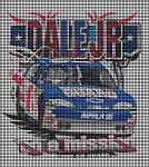 Nascar Earnhardt Jr. On A Mission Crochet Pattern