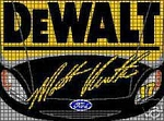 Nascar Matt Kenseth Crochet Pattern