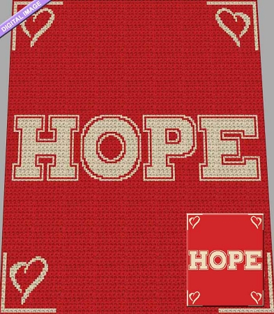 Hope Crochet Pattern
