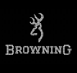 Browning Logo Crochet Pattern