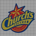 Church's Chicken Crochet Pattern