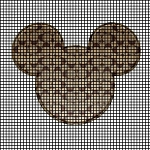 Coach Mickey Mouse Crochet Pattern