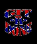 Git R Done Patriotic Crochet Pattern