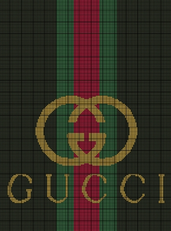 Gucci Crochet Pattern Cgsy 103530 Background templates background patterns printable paper free printable gucci pattern gucci fashion digital papers lollipops arya. gucci crochet pattern cgsy 103530