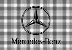 Mercedes-Benz Logo Crochet Pattern