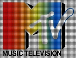 M-TV Logo Crochet Pattern