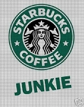 Starbucks Junkie Crochet Pattern