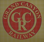 Grand Canyon Railroad Logo Crochet Pattern