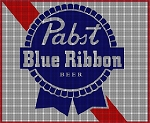 Pabst Blue Ribbon Crochet Pattern