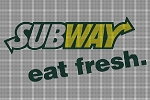 Subway Eat Fresh Crochet Pattern