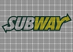 Subway Logo Crochet Pattern