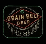Grain Belt Beer Crochet Pattern