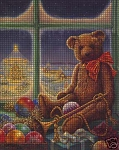 Teddy Bear Christmas Crochet Pattern