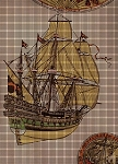 Pirate Ship Crochet Pattern