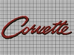 Corvette Crochet Pattern