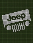 Jeep Crochet Pattern