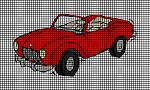 Red Convertible Crochet Pattern