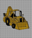 Backhoe Crochet Pattern