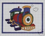 Choo Choo Train Crochet Pattern